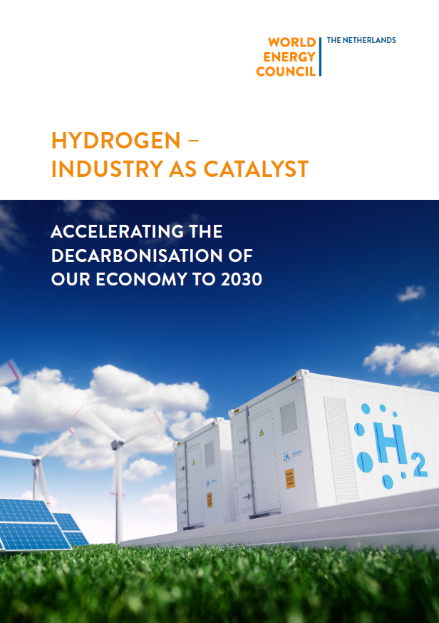 New Report Released on Hydrogen - Industry as catalyst